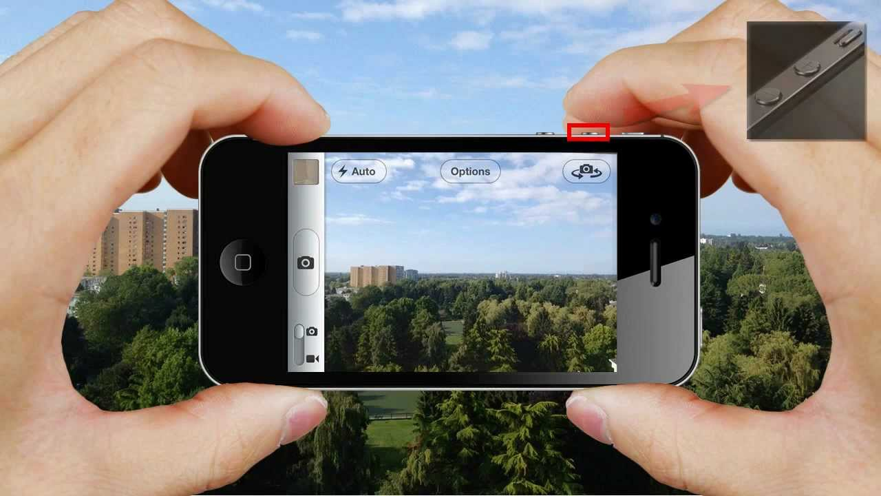 Image result for Use volume keys as a shutter to click pictures: