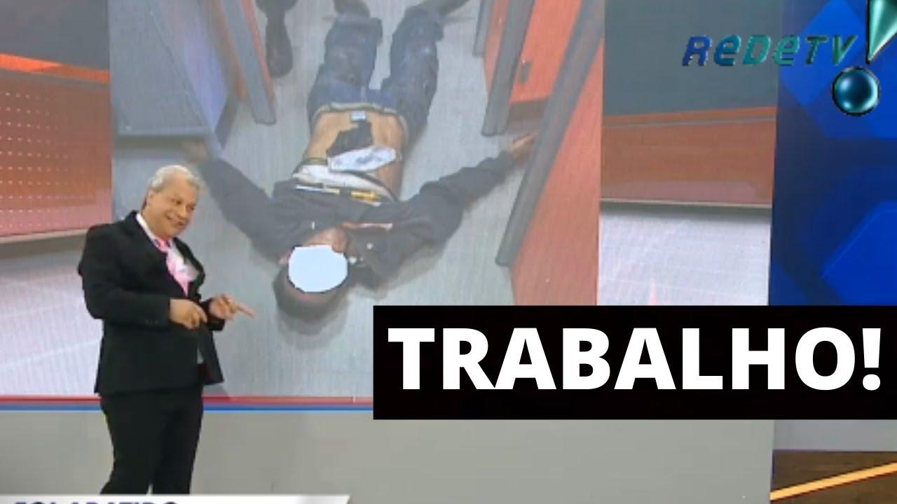 DEU TRABALHO!