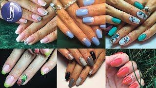 видео Наращивание ногтей - достоинства и недостатки