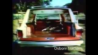 1966 Dodge Monaco Wagon Commercial with Pam Austin