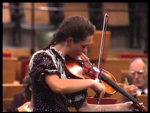 Concours de Genève, Tabea Zimmermann, 1er Prix alto en 1982