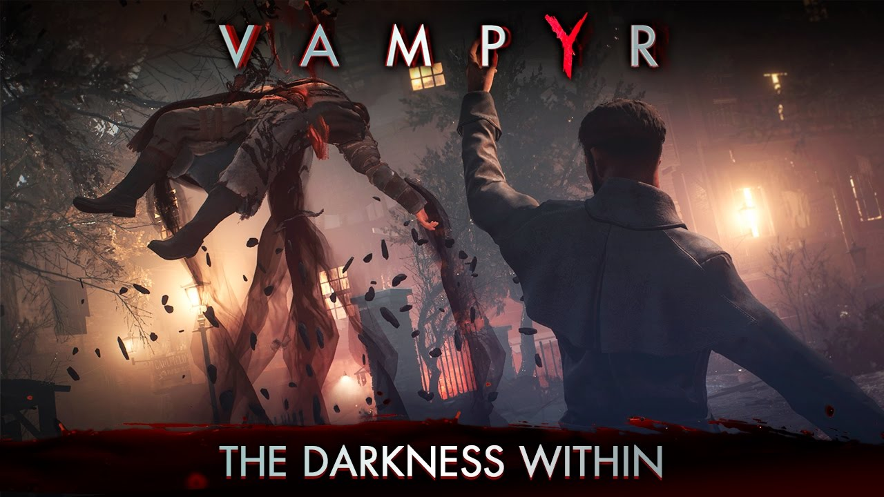 the darkness within game
