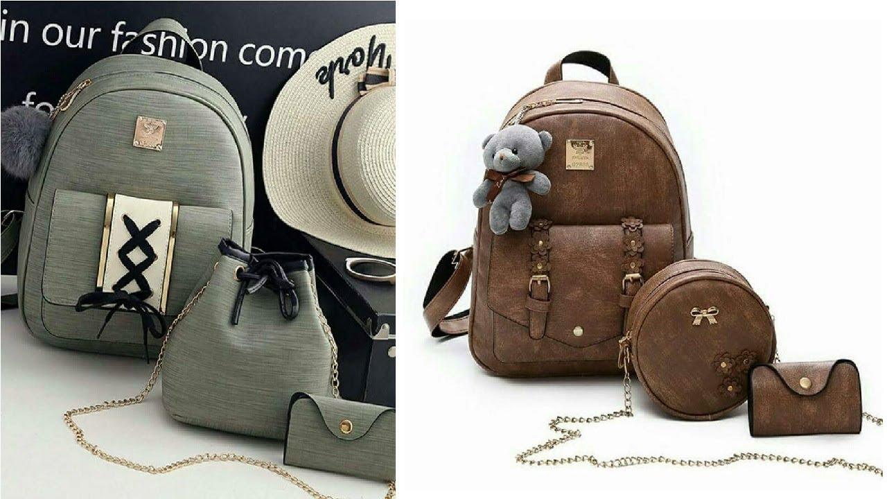 3350d86fad24f حقائب أنيقة للبنات Trendy Bags - YouTube