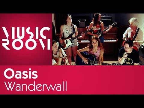 Wanderwall - Oasis - Tutorial di chitarra - Music Room thumbnail