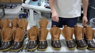 The Story Behind The Legendary LL Bean Boot