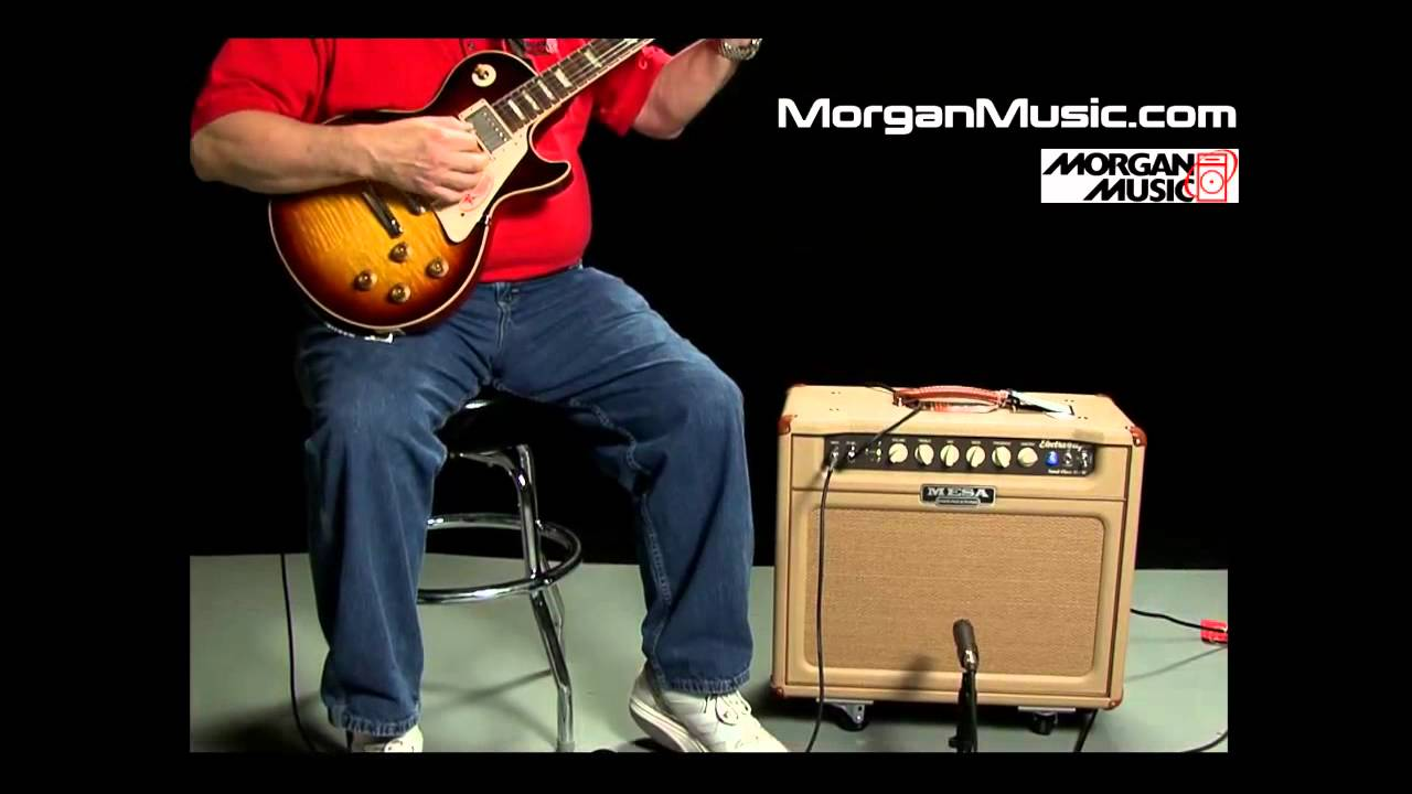 morgan music mesa boogie electra dyne demo youtube. Black Bedroom Furniture Sets. Home Design Ideas