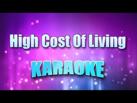 Jamey Johnson - High Cost Of Living (Karaoke & Lyrics)