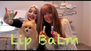 merry hempsters vegan lip balm giveaway