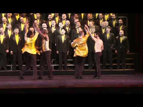 Livin La Vida Loca  Gay Mens Chorus of Washington, DC