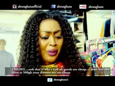 Abena Ghana - TOGO MADE ES1