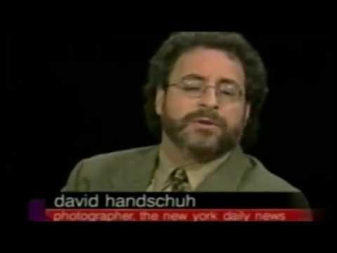 "David Handschuh on 9/11: ""Like Being Picked Up By A Tornado"" - Lifted For A City Block"