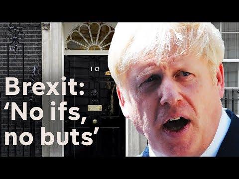 Boris Johnson vows