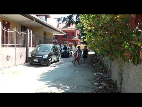 Giugliano (NA) - Ritrovato cadavere (29.08.15)