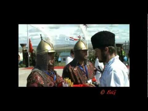 Festival Arc Traditional Hasar - Erguna City - Inner Mongolia 2012