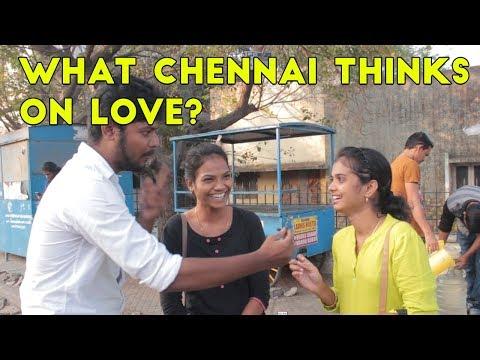 What Chennai Girls Thinks on Love |...