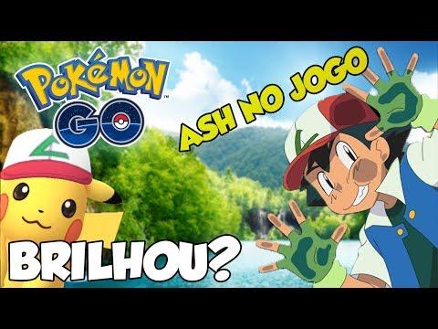 A ZUEIRA DO 1º DE ABRIL! BRILHOU? -  Pokémon Go | Capturando Shiny (Parte 53) thumbnail