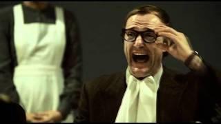 The ghost of Banquo haunts Macbeth (Goold adaptation)