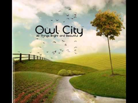 Owl City  Galaxies  HQ
