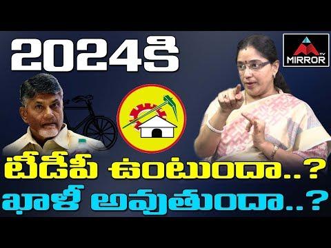 Political Analyst Professor Jyothsna Sensational About Chandrababu Strong Steps In 2024   Mirror TV