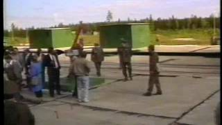 Meteor-3 5 / TOMS Start (1991)