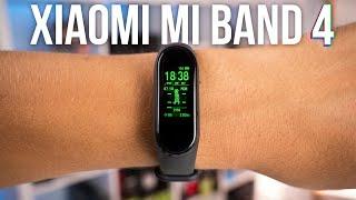 НАРОДНЫЙ Xiaomi Mi Band 4! - Полный ОБЗОР