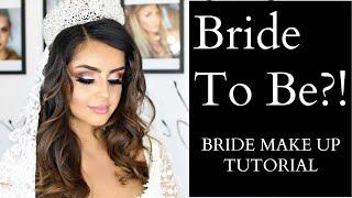 Braut Make-up Tutorial zum zu Hause schminken ! I Bride to be ?! I tamtambeauty