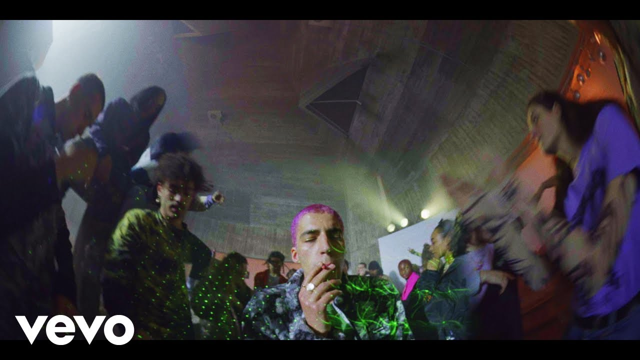 Mura Masa, Georgia - Live Like We're Dancing (Official Video)