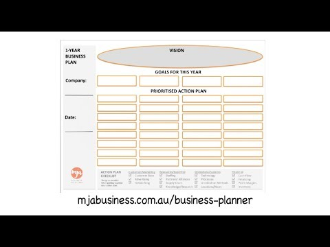 complete business plan