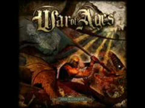 war of ages - wages of sin w/ lyrics