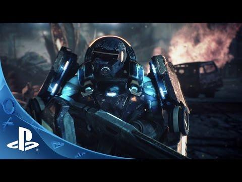 Alienation Announce Trailer | PS4