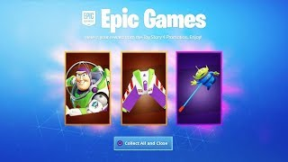 The New TOY STORY EVENT in Fortnite (INSANE REWARDS)
