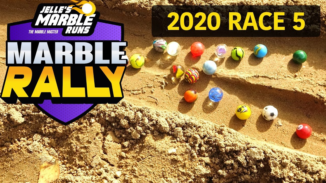 The Classic Track is BACK - Choose Your Marble!