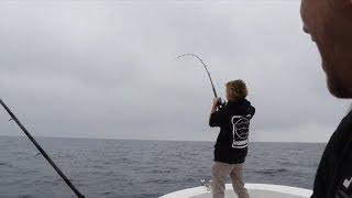 Kelp Patty YELLOWTAIL & Surface Iron Fishing (Feat. Western Waters)