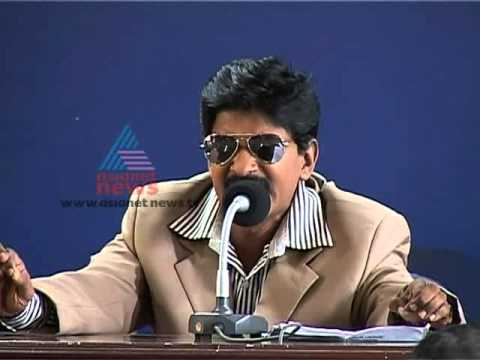 Santhosh Pandit's Fiery Dialogue in the movie
