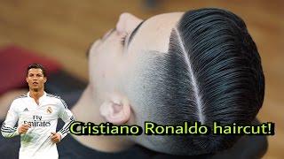 High Fade Tutorial : Cristiano Ronaldo : HOW TO