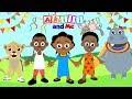 Nyimbo za Watoto | Kujitambulisha kwa Kiswahili, Kuhesabu na Zaidi | Akili and Me - LEARN SWAHILI