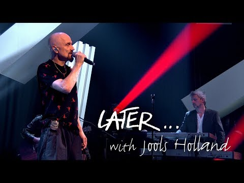 James revisit Sit Down on Later… with Jools Holland