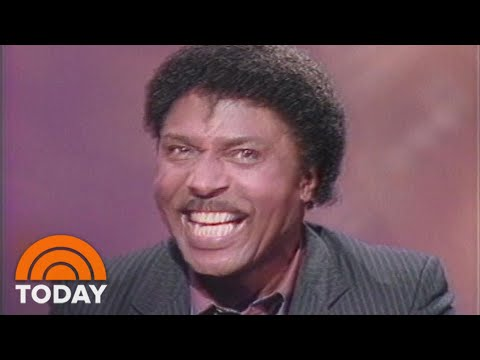 From 1984: Little Richard On Making 'Joyful Music' And Bringing 'Races Together' | TODAY