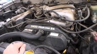 3rd gen 1996 2002 toyota 4runner motor review 5vz fe