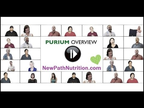 Purium New Path Nutrition