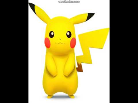 Pikachu sounds ( SUPER CUTE!!! )