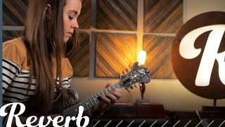 "Sierra Hull performs ""E-Tune"" 