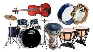 تعلم أسماء الألات الموسيقية بالعربية مع#lozanokids# Instruments musicaux