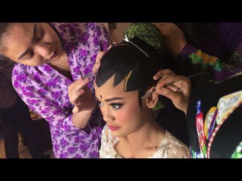 Make Up Pengantin adat Jawa Yogya Putri & Paes Ageng by Barry Irawan