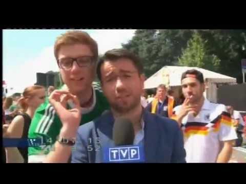 Mundial, Powitanie Mistrzów Świata Z Brazylii W Berlinie, Marcin Antosiewicz, Wiadomości TVP1