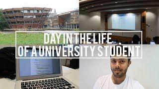 A DAY IN THE LIFE OF A UNIVERSITY STUDENT UK - UNI VLOG (University...