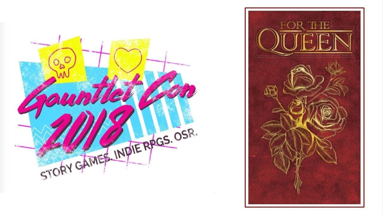 "Do you even ""For The Queen""? — Super November Games"