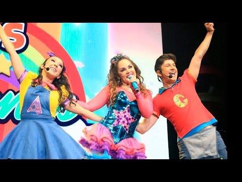 El nuevo tema de TATIANA con ARLE Y GER , Amigos Friends desde la Arena cdmx