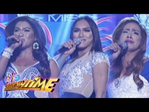 It's Showtime Miss Q & A: New candidates are now up to show-off on stage