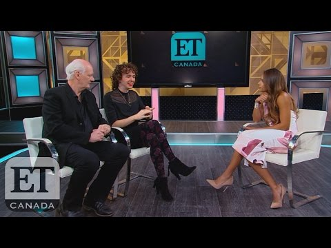 Colin Mochrie And Transgender Daughter Kinley Share Their